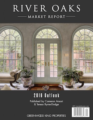 River Oaks Dodge >> River Oaks Market Report 2016 Outlook – River Oaks Houston