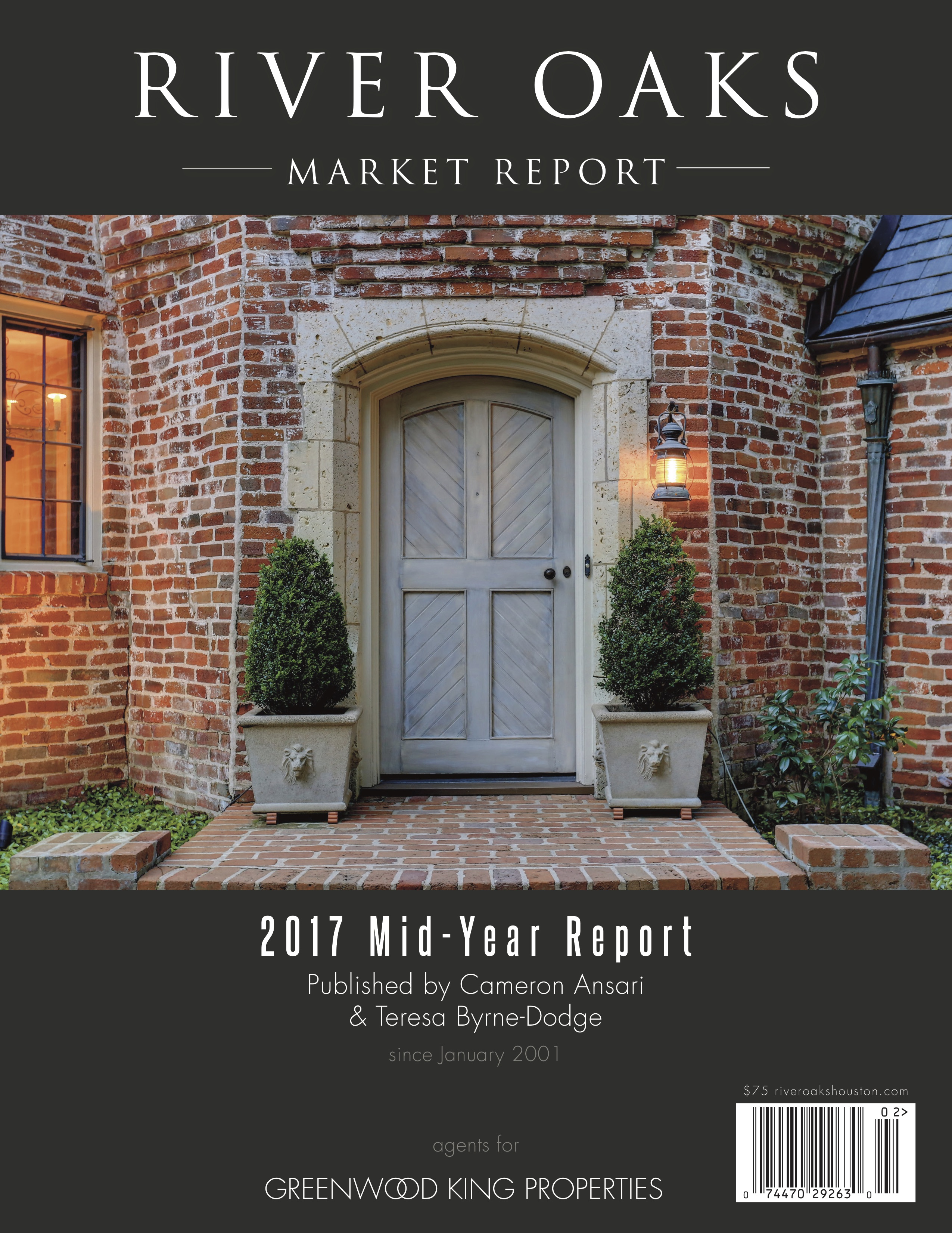 River Oaks Market Report 2017 Outlook (cover)