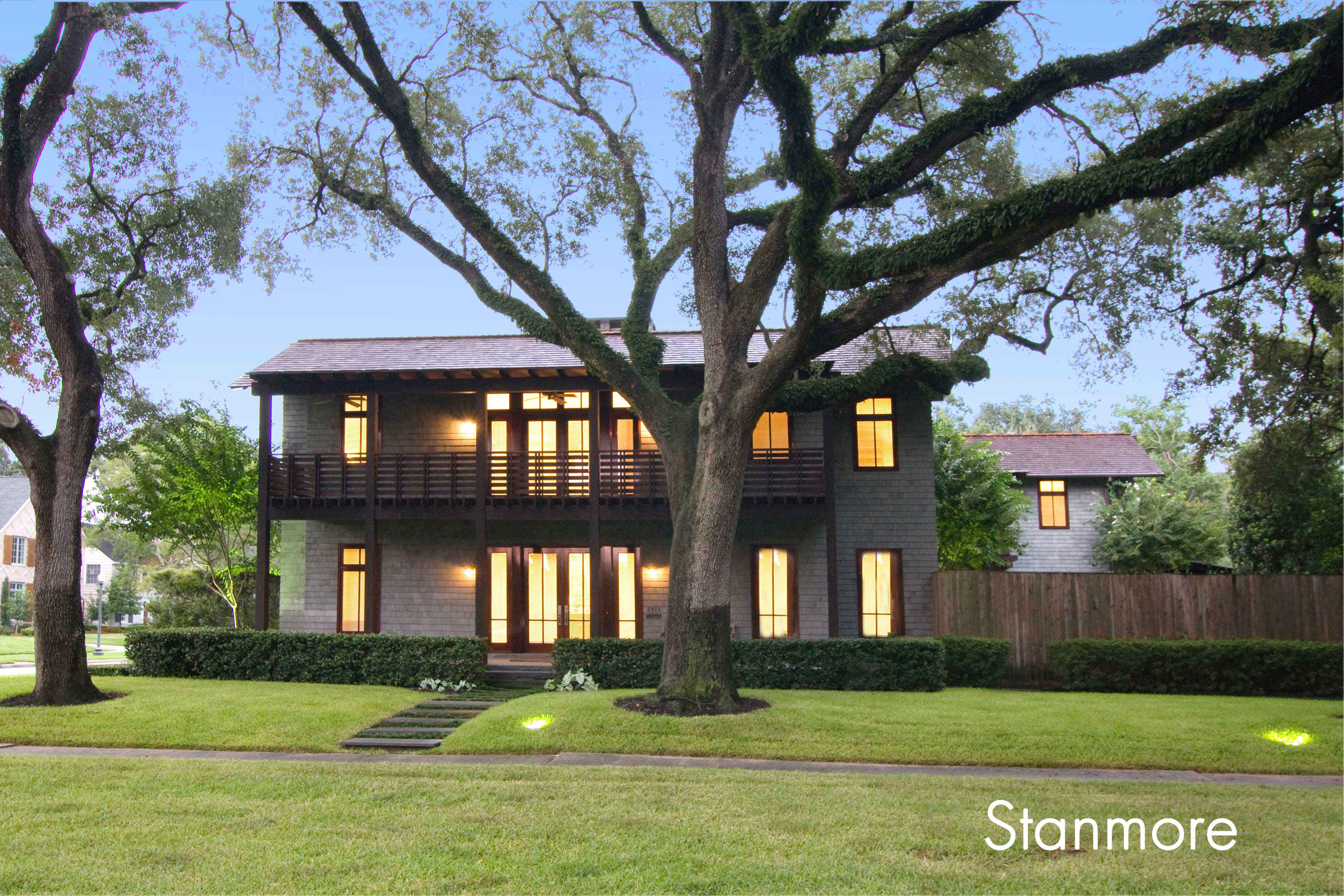 Contemporary Houses Here and Now – River Oaks Houston